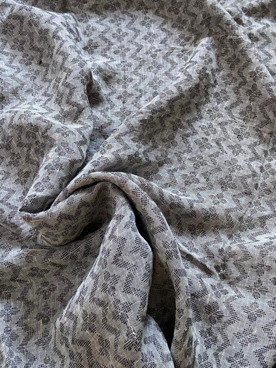 Linen Handwoven Blouse